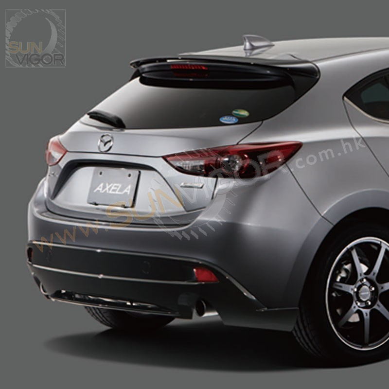 Thule Roof Box >> Sun Vigor Online | 2013+ Mazda3 [BM] 5-Door MazdaSpeed ...
