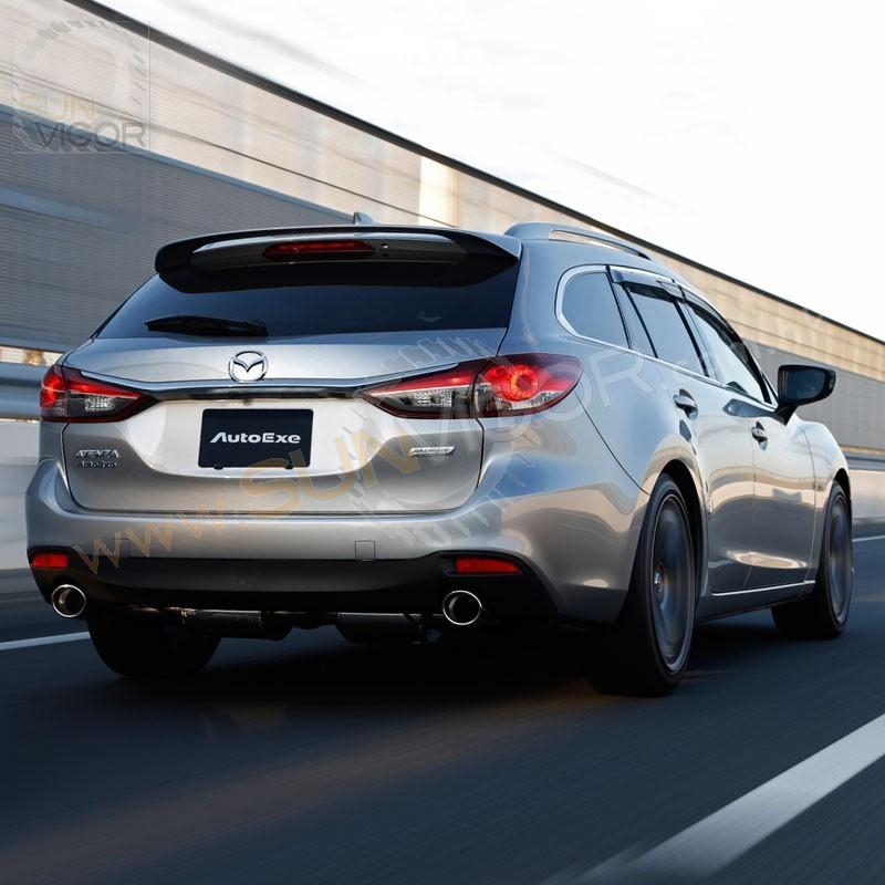 Sun Vigor Online 2014 Mazda6 Gj Autoexe Rear Roof