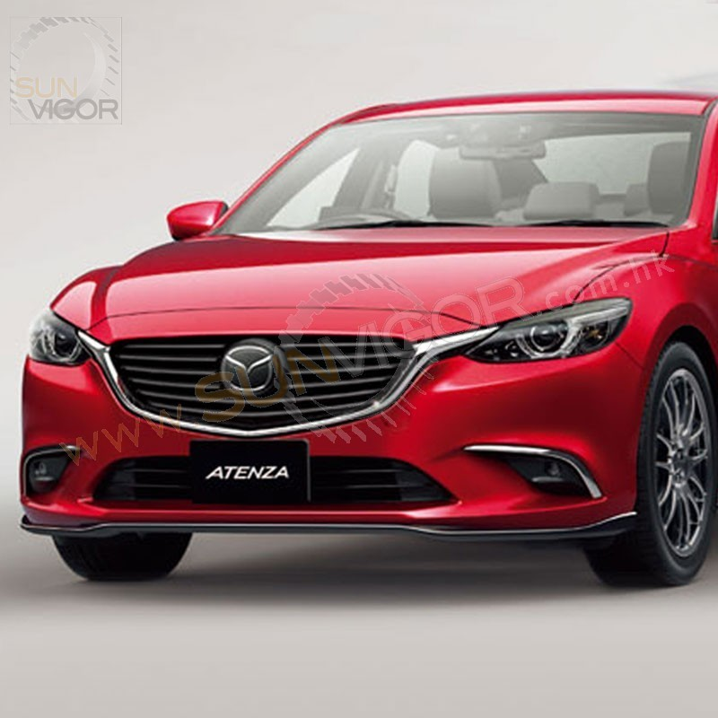 Sun Vigor Online 2013 Mazda6 Gj Mazdaspeed Front