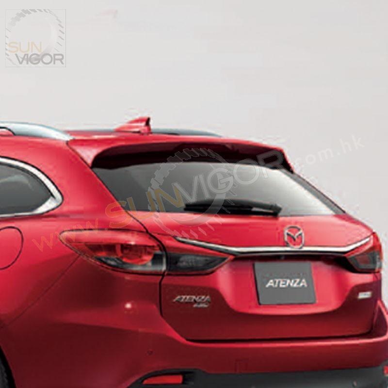 Mazda 6 Grand Touring For Sale: 2013+ Mazda6 [GJ] Wagon MazdaSpeed Rear