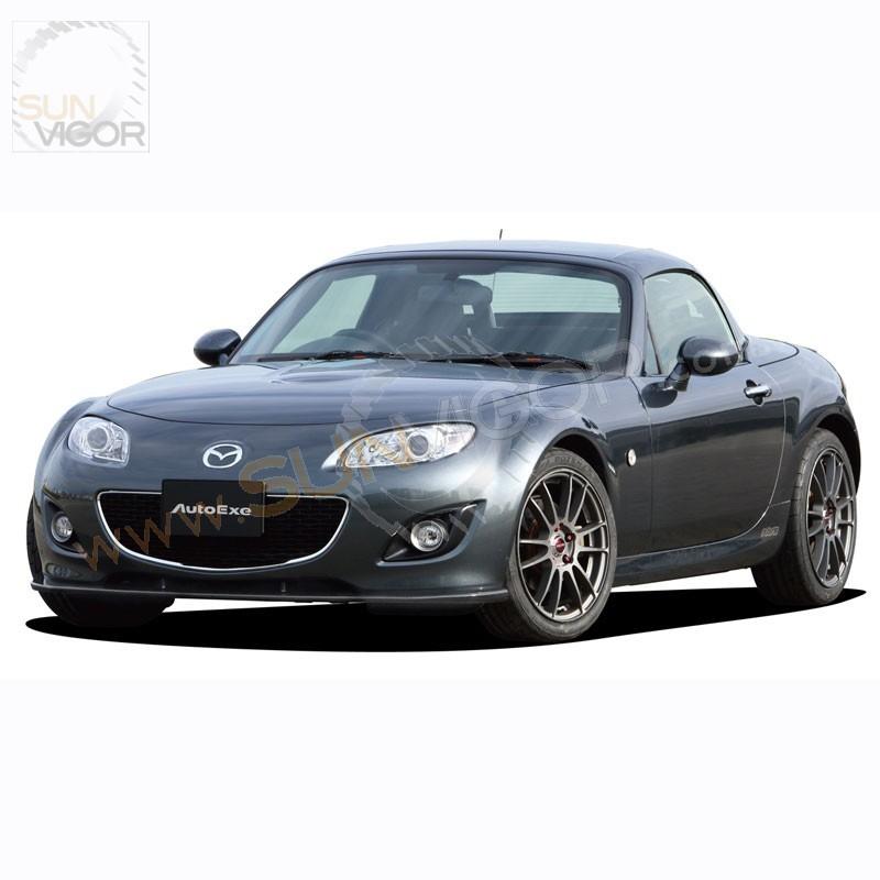 2012 Mazda Mx 5 Miata Suspension: 09-12 Miata [NC] AutoExe Front Bumper