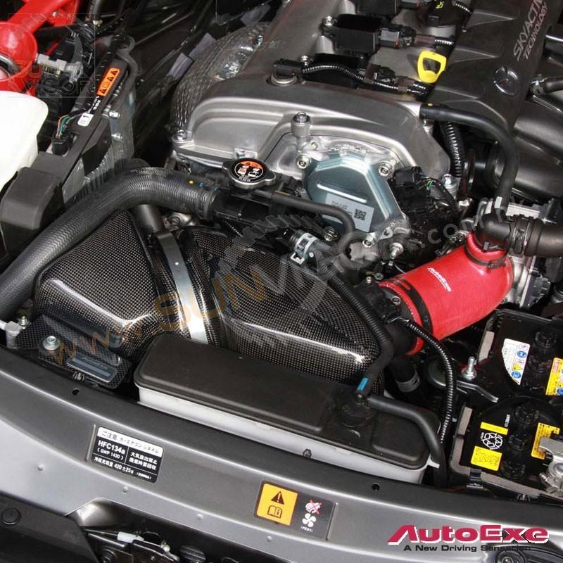 2016+ Miata [ND] 2 0L AutoExe Carbon Fibre Air Intake System