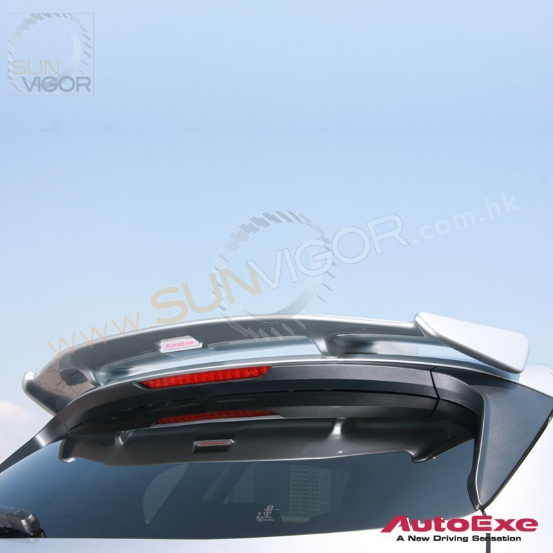 2017+ CX-5 [KF] AutoExe Rear Roof Spoiler MKF2600