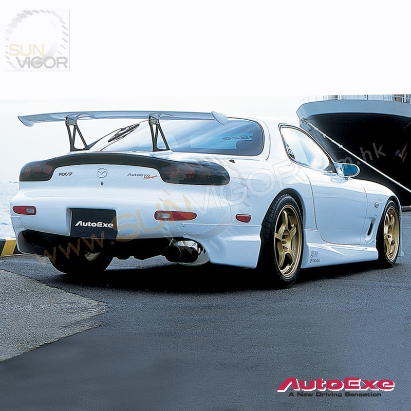 93-02 RX-7 [FD3S] AutoExe Rear Lower Splitter