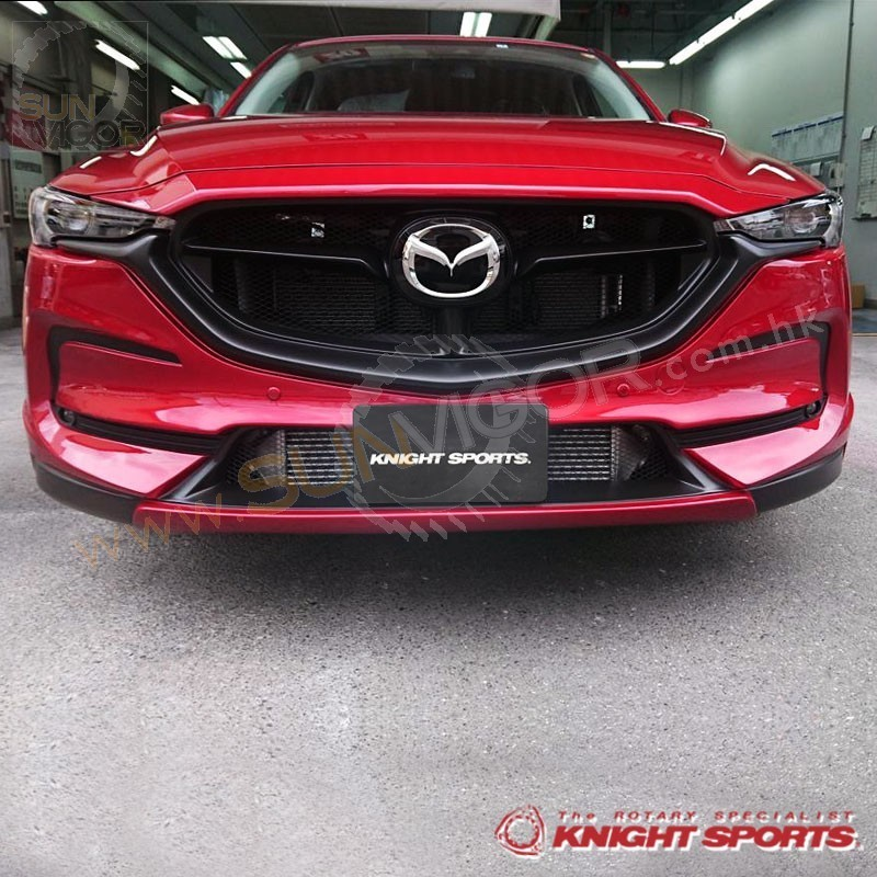 2017 Cx 5 Kf Knightsports Front Bumper With Grill Cover