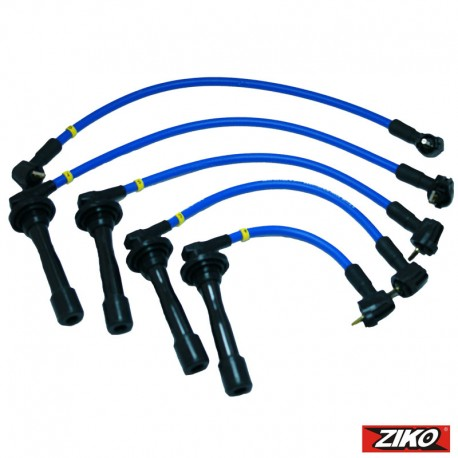 ZIKO 9.2mm Racing Spark Plug Wire for Toyota on
